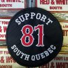 Support 81 South patch